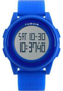 Relógio Romaplac Tuguir Digital - Unissex-Azul