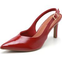 8d09bef14 Scarpin Usaflex Vermelho feminino | Shoes4you