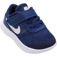Tênis Infantil Nike Flex Contact Masculino - Masculino-Azul+Branco b3f576e5054e4