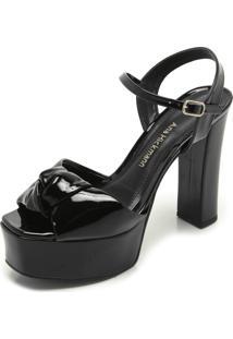 fe98577dd4490 Sandália Ana Hickmann Decorativo feminina   Shoes4you