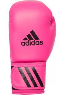 Luva Boxe Adidas Speed 50 Rosa