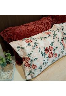 Porta Travesseiro Plush Valentine - Bene Casa