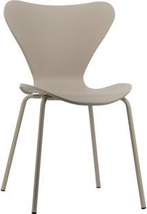 Cadeira Miriam Nude Rivatti Móveis