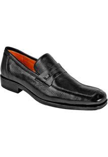 Sapato Social Masculino Loafer Sandro Moscoloni Ch