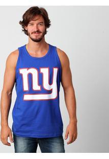 aabfb01c1 Camiseta Regata New Era Nfl Basic New York Giants - Masculino