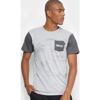 1b1af33eb15f7 Camiseta Oakley Especial Mod Highest Camo Block Sp Masculina - Masculino