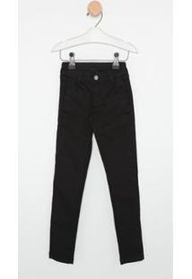Calça Jeans Infantil Express Skinny Evita Feminina - Feminino