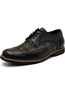 Sapato Oxford Shoes Grand Masculino - Masculino