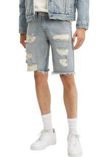 Bermuda Jeans Levis 511 Slim Cut Off - 32