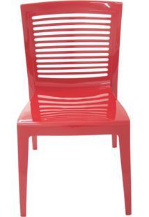 Cadeira Victoria Vermelho