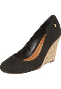 35fc0a85e Scarpin Couro Espadrille feminino   Shoes4you