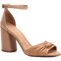 e738b4a38 Sandália Couro Shoestock feminina | Shoes4you