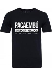 Camiseta Zé Carretilha Corinthians Pacaembú Masculina - Masculino