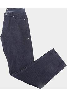 Calça Jeans Juvenil Dc Shoes Everyday Masculina - Masculino-Azul Navy