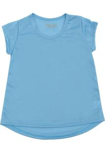 Camiseta Gumii Lisa Azul