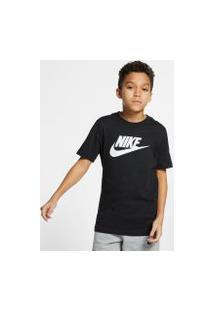 Camiseta Nike Sportswear Futura Icon Infantil