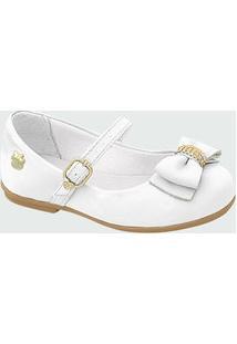 Sapato Infantil Laço Pé Com Pé 29216