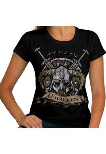 Camiseta Dovahkiin