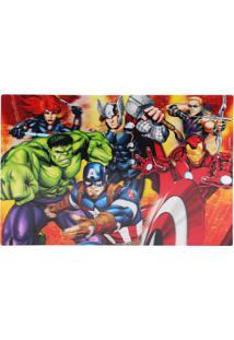 Jogo Americano 3D Avengers Unitário