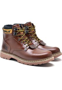Bota Trivalle Caterpillar Second Shift Boot Pull Up