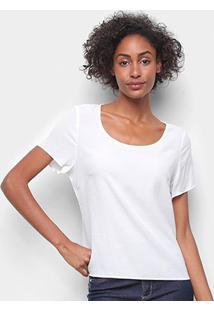 Camiseta Forum Ampla Feminina - Feminino