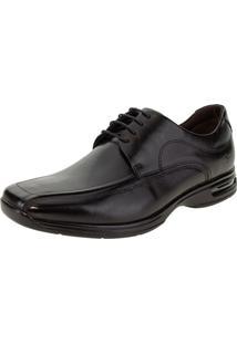 Sapato Masculino Social Air Spot Democrata - 448026 Preto 37