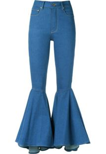 Amapô Calça Jeans Godê - Azul