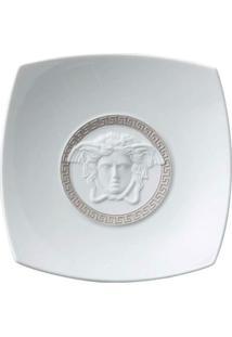 Centro De Mesa Medusa Silber 22 Cm Versace