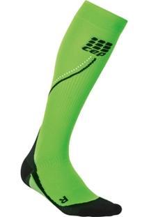 Meia De Compressão Cep Pro Night Run Socks 2.0 Tamanho Iii - Masculino