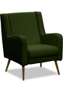 Poltrona Áustria Verde