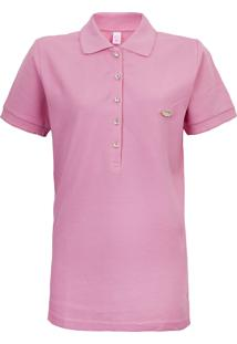 cf78dbf0ff Camisa Polo Para Meninas Curta Ombro infantil