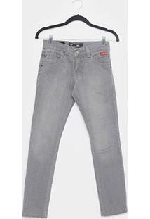 Calça Jeans Fatal Juvenil Slim Masculina - Masculino