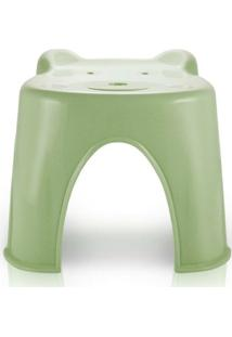 Banquinho Jacki Design Infantil - Unissex-Verde