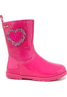a4b9d9f043 Bota Para Menina Camurca Conforto infantil | Shoes4you