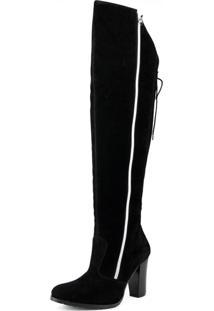 47c80e61d Bota Over Knee Balada Longo feminino | Shoes4you