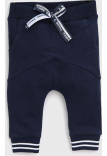 Calã§A Tigor T. Tigre Infantil Jogger Azul-Marinho - Azul Marinho - Menino - Algodã£O - Dafiti