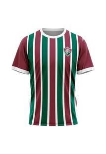 Camisa Braziline Fluminense Rubor Masculina