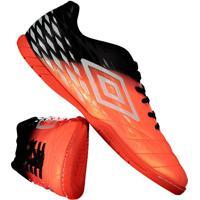Chuteira Umbro Fifty Ii Futsal Coral 6f011b79ac74e
