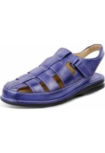 ce5a66f9a25a8 Sandália Amor Azul masculina   Shoes4you
