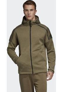 Blusa Adidas Com Capuz Em Mesh Z.N.E. Fast Release - Masculino