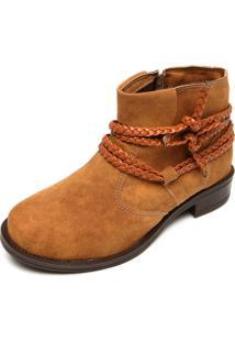 8846d7a4f821 Bota Cano Curto Envelhecida feminina | Shoes4you