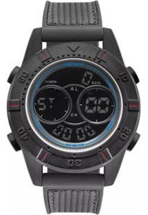 Relógio Mormaii Digital Pro Mo11273E8P Preto - Unissex-Preto