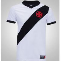 5e33cffa2f Camiseta Do Vasco Da Gama Expresso Da Vitória - Masculina - Branco Preto