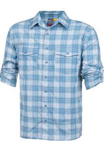 Camisa Xadrez Masculina Ml 17552 - Solo