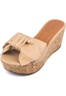 Tamanco Trivalle Shoes Bege