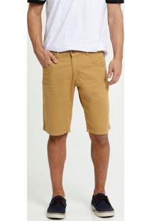 Bermuda Masculina Sarja Bolsos Zune Jeans