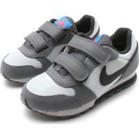 b65420e9853 Dafiti. Tênis Nike Menino Md Runner 2 (Ps Cinza