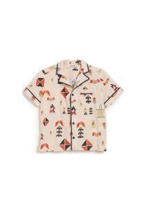 Camisa Cabinha Est Pipa Off