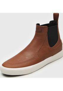 Bota Chelsea Nike Sb Zoom Janoski Slip Mid Rm Caramelo - Caramelo - Masculino - Dafiti