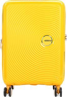 Mala American Tourister By Samsonite Curio Spinner 50/20 Pequena - Masculino-Amarelo